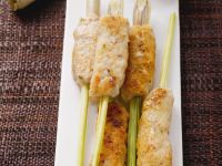 Lemongrass Chicken Skewers recipe