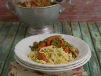 Lentil and Dumpling Soup recipe