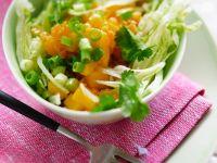 Lentil and Pumpkin Salad recipe