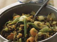 Lentil and Wild Rice Stew recipe