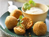 Indian Vegetarian Balls recipe