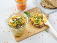 Lentil Curry Spread recipe