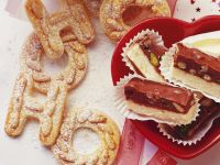 Letter-shaped Cookies