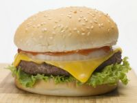 Lettuce and Onion Cheeseburgers recipe