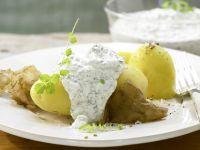 Light Frankfurter-Style Herb Sauce recipe