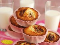 Light Tropical Fruit Muffins recipe