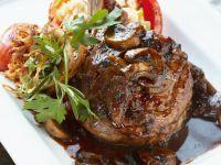 Lightly Fried Lamb Shank recipe