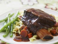 Lightly Fried Short Ribs recipe