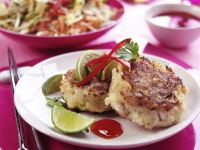 Lime and Chilli Fishcakes recipe