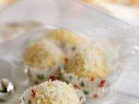 Lime and Coconut Truffle recipe