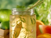 Lime and Ginger Jelly recipe