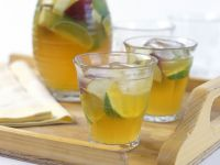 Lime and Ginger Punch recipe