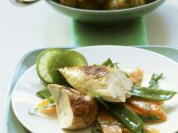 Lime Chicken with Potatoes recipe
