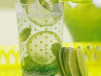 Lime Drink with Mint recipe