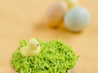 Lime Easter Cupcakes recipe