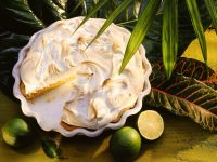 Lime Meringue Pie recipe