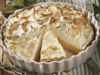 Lime Meringue Pie (Key Lime Pie) recipe