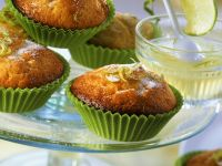 Lime Muffins recipe