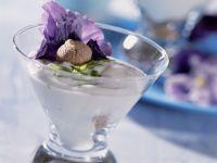 Lime-Yogurt Cream recipe