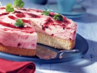 Lingonberry Lemon Cake recipe