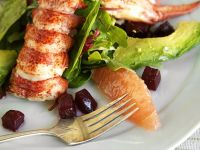 Lobster and Citrus Fruit Salad recipe