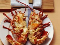 Lobster in Cream Sauce recipe