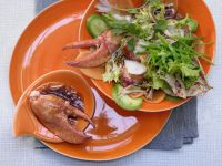 Lobster Papaya Salad recipe