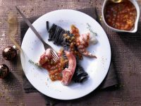 Lobster with Mediterranean Sauce recipe