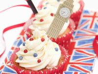London-style Cakes recipe