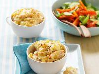 Macaroni Cheese and Cauliflower Bake recipe