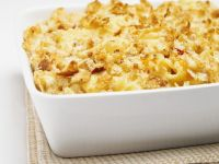 Macaroni with Breadcrumbs and Parmesan