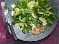 Mache Salad recipe