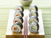 Maki (sushi) recipe