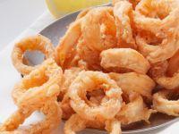 Making Fried Calamari recipe