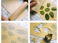 Making Pasta with Basil recipe