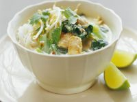 Malay Curried Noodle Bowl recipe