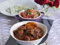 Malay-style Spicy Beef recipe