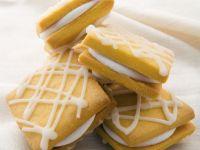 Mallow Sandwich Biscuits recipe