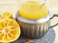 Mandarin, Apple and Lemon Fizz recipe