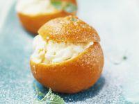 Mandarin Ice Cream recipe