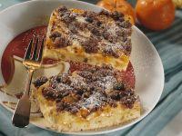 Mandarin Streusel Cake recipe