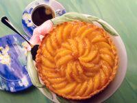 Mandarin Tart recipe