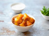 Mango and Ginger Chutney recipe