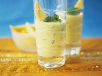 Mango and Mint Lassi recipe