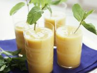 Tropical Fruit Breakfast Drink recipe