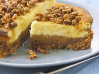 Maple Pecan Cheesecake recipe
