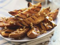 Maple Pecan Sweet Potato Fries recipe