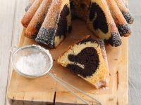 Marbled Chocolate Bundt Cake recipe