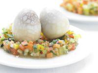 Marbled Quail Eggs recipe