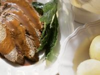Marinated Beef recipe